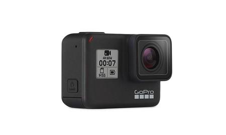 Un poco más barata todavía: esta semana, Worten a través de eBay nos deja la GoPro Hero 7 Black por sólo 379,99 euros
