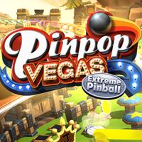 Juega al pinball con otros jugadores en iOS y Android con Pinpop Vegas Extreme Pinball