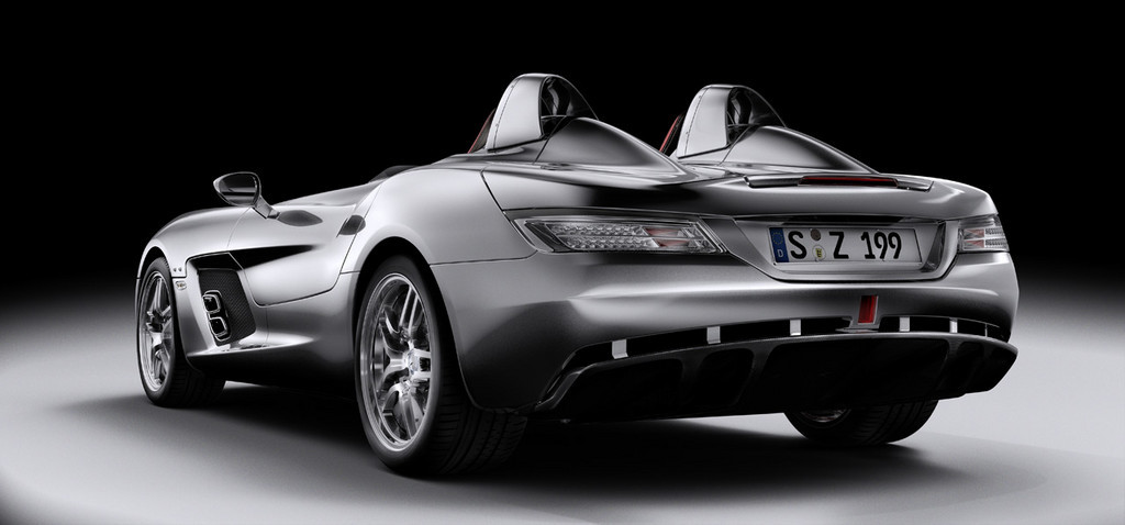 Foto de Mercedes-Benz SLR Stirling Moss (11/44)