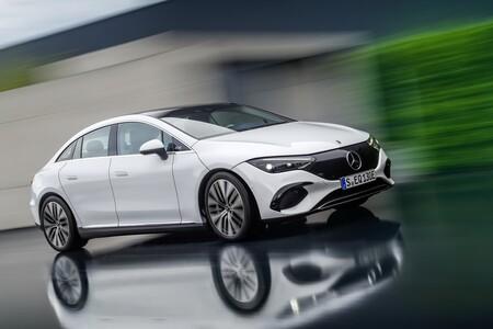 Mercedes Benz Eqe 2022 040