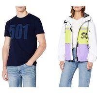 Chollos en tallas sueltas de pantalones, camisetas y chaquetas de marcas como Levi's, Tommy Hilfiger o Geox en Amazon