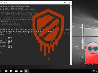 Microsoft admite que sí habrá un impacto en el rendimiento de Windows ante los parches contra Spectre y Meltdown