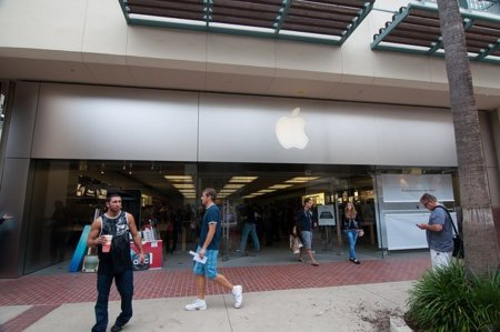 Visitamos la Apple Store de Fashion Valley, lo que podrían ser las Apple Store de Barcelona y Madrid