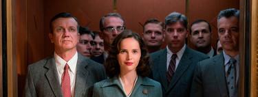 """""""Una cuestión de género"""": la nueva película en la que Felicity Jones es Ruth Bader Ginsburg y lucha por la igualdad de género"""