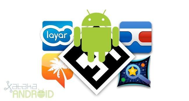 Realidad aumentada en Android