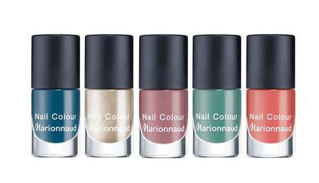 Colección de esmaltes de uñas Marionnaud, un 'Sweet Romance' para Otoño/Invierno 2012-2013