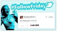 #FollowFriday de Poprosa: Halloween llega a las redes sociales