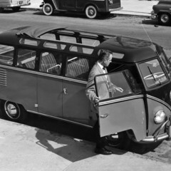 Foto 12 de 19 de la galería volkswagen-t1-typ2 en Motorpasión