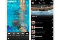 Tres aplicaciones móviles para amantes de la natación