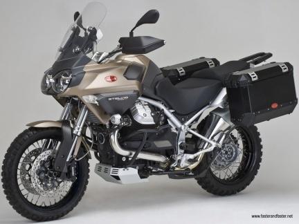Novedades Moto Guzzi en el Salón EICMA de Milán