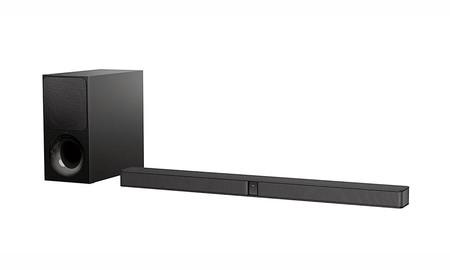 Sony HTCT290.CE, una barra de sonido que en Mediamarkt, con Euros por Kilos, nos sale por 100 euros menos