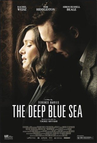 'The Deep Blue Sea', cartel y tráiler