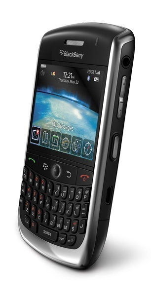 BlackBerry Curve 8900 con Movistar y Orange