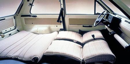 Fiat Panda asientos