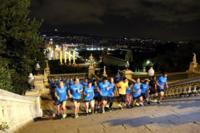 Circuito de 4 kilómetros por Montjuic probando las nuevas Reebok ONE Series
