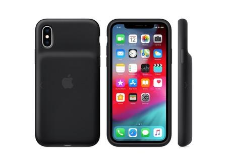 d5f5850d46c Apple pone a la venta la Smart Battery Case para iPhone XS, XS Max y ...