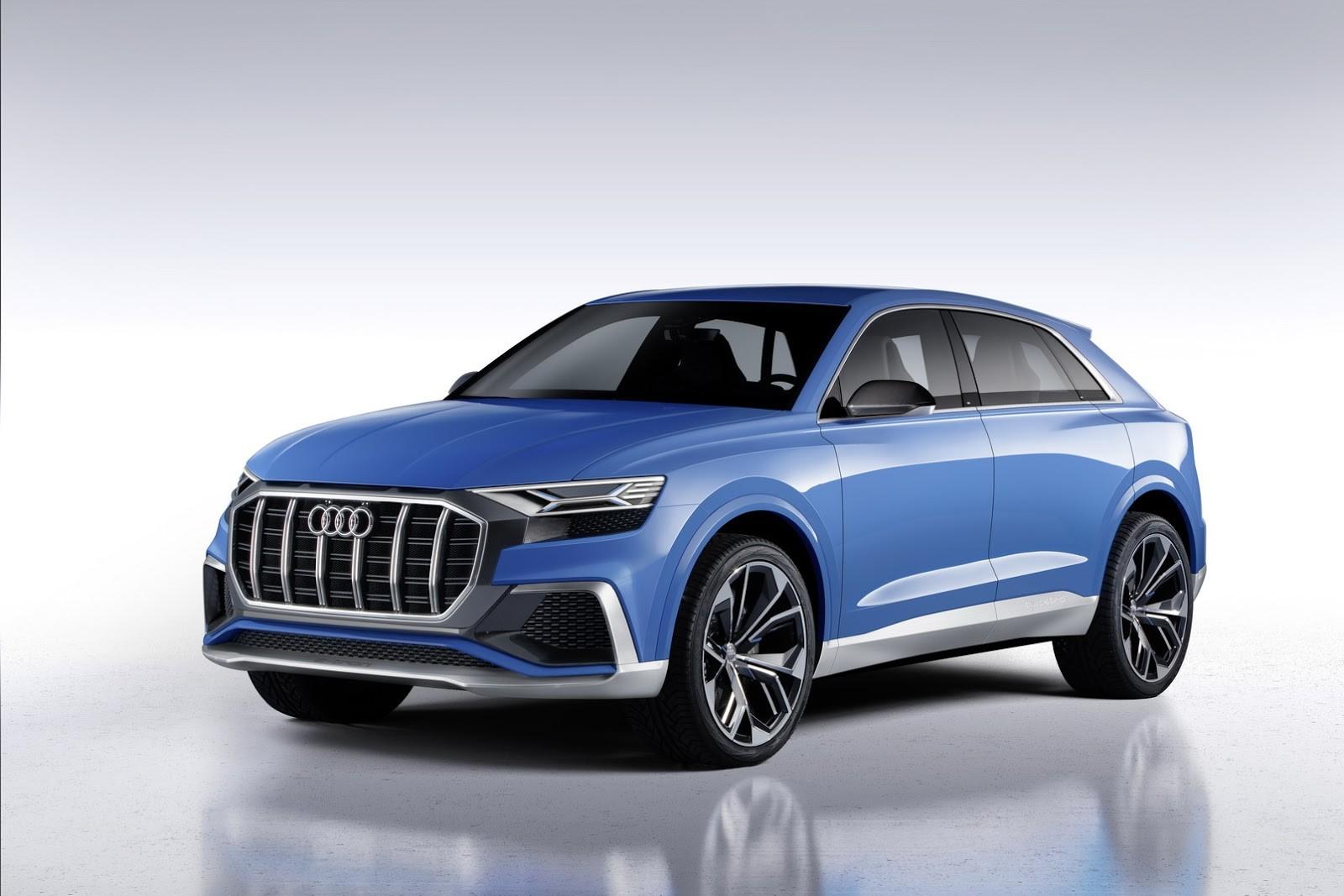 Foto de Audi Q8 Concept (13/22)