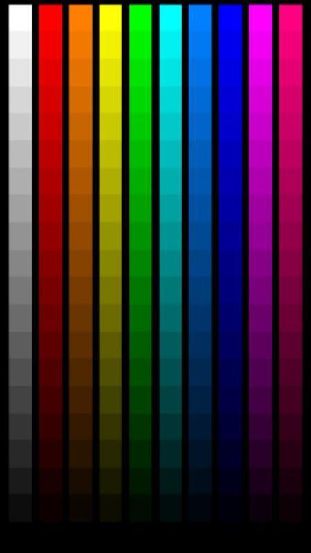 Gama Colores s4
