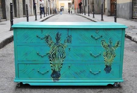 Una buena idea. Dale vida a tus muebles antiguos con La Tapicera