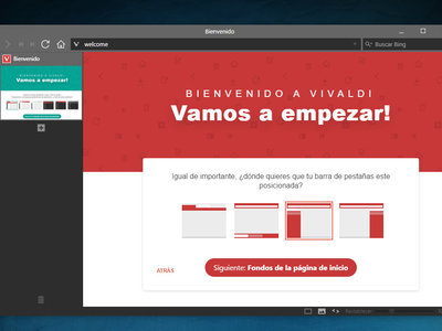 Cómo instalar una versión portable de Vivaldi y poder llevar un navegador completo a cualquier lado