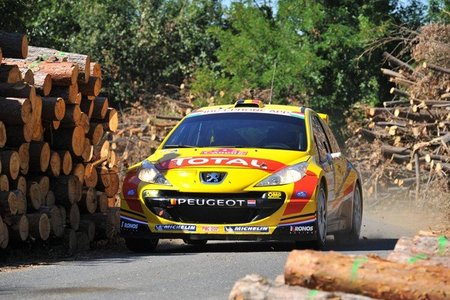 Peugeot ya prepara el sustituto del 207 S2000. El 208 R4T
