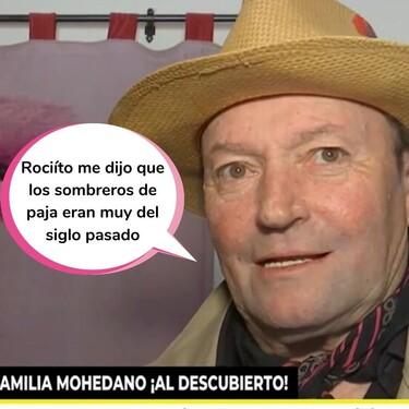 Amador Mohedano desvela cuál fue su última conversación con Rocío Carrasco (y qué papel tuvo Ortega Cano en la discusión)