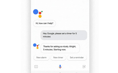 Asistente de Google, novedades: fomentar los buenos modales, creación de listas y responder a los anuncios de Google Home