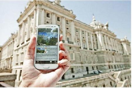 Nueva guía oficial de Madrid para móviles