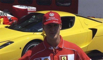 Schumacher y su Ferrari FXX, este fin de semana en Nürburgring