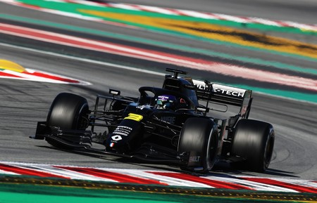 Ricciardo Barcleona F1 2020