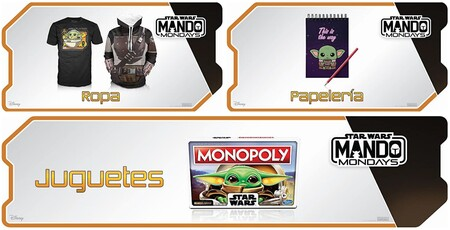 Productos de The Mandalorian en Amazon