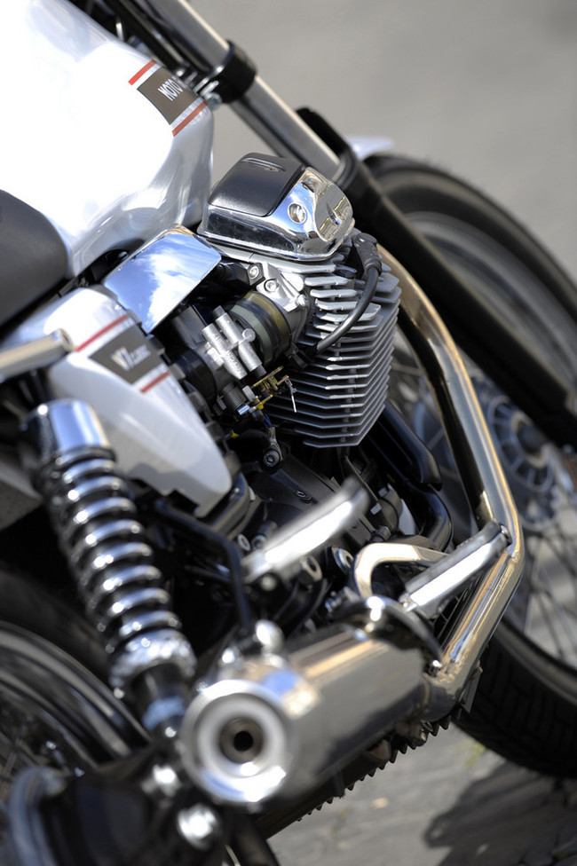 Foto de Moto Guzzi V7 Classic (17/42)