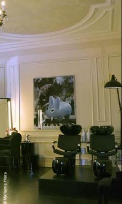 El nuevo sal n de christophe robin en el palacio parisino - Salon christophe robin ...
