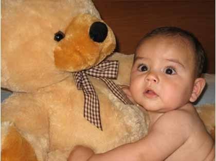 Cuéntanos tu historia: carta a mi bebé Adrián