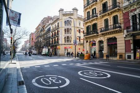 Velocidad Barcelona