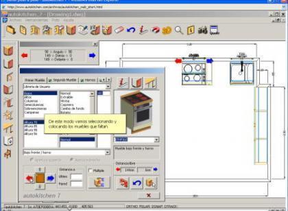 Autokitchen software para dise ar tu cocina for Disenar mi propia cocina gratis