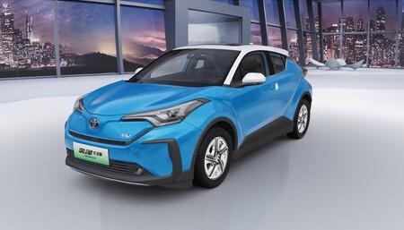Toyota eléctrico