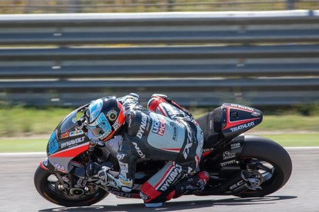 Marcel Schrotter Gp Francia Moto2 2018
