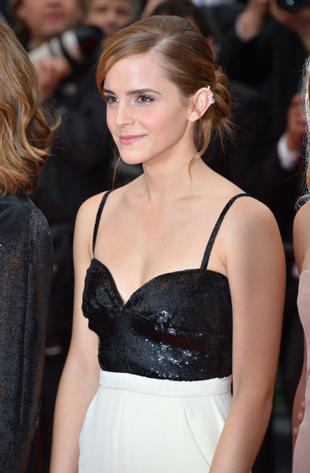 Segunda alfombra roja del Festival de Cannes 2013: Emma Watson capta todas las miradas