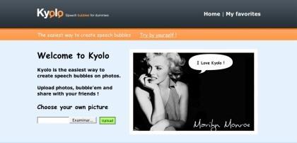 Kyolo y Wanokoto, dos sencillas aplicaciones para nuestras imágenes