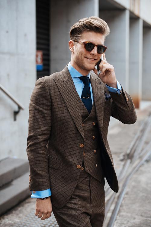 Los expertos han hablado: hacia dónde va el mercado de la moda masculina