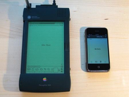 Apple contrata de nuevo a Michael Tchao, antiguo desarrollador de la Newton