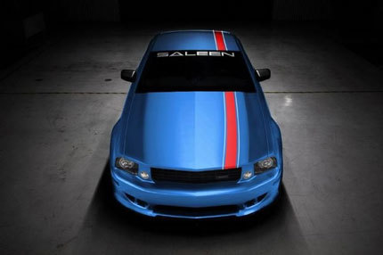 2008 Patriot American Flag Edition Mustang
