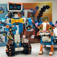 LEGO Boost es el sistema de motores, sensores y código que dotará de vida a tus construcciones LEGO