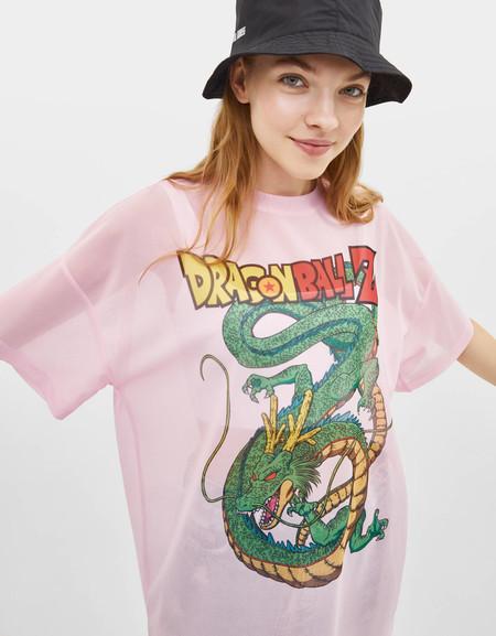 Si todavía sigues haciendo el Kamehameha de Dragon Ball esta colección cápsula de Bershka te interesa