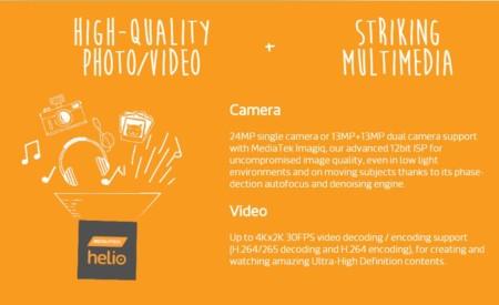 Mediatek P20 Soc Multimedia