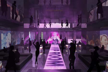 """""""VIP Room Famous Theatre"""", ocio de lujo en Paris"""