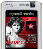 spodtronic, radio y podcast para Nokia