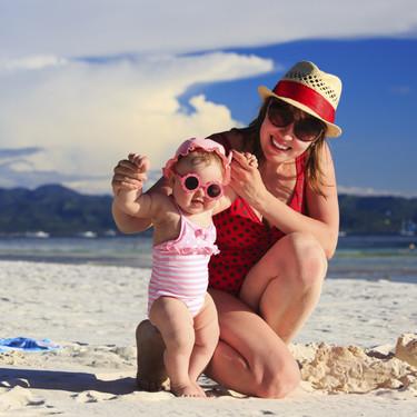 Gafas de sol en bebés y niños: por qué deben usarlas y cómo elegirlas