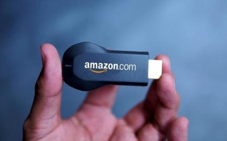 Amazon podría adoptar el formato Chromecast para su set-top-box, juegos de PC vía streaming